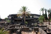 Capernaum - The Church of the House of Peter