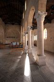 The Church of the Multiplication of the Loaves and the Fishes, Tabgha, Israel