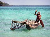 Fisherman Pirogue