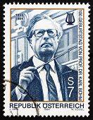 Postage stamp Austria 1979 Karl Bohm, Conductor