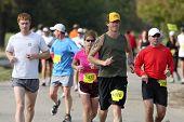 2008 IMT Des Moines Marathon Runners