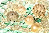 Gingle Bell With Christmas Balls
