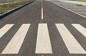 Road Crosswalk