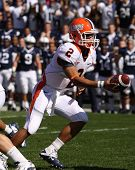 Illinois quarterback No. 2, Nathan Scheelhaase