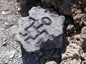 Hawaii Petroglyph Carving