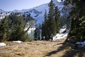 Hike To Red Pine Lake