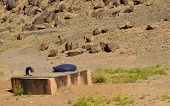 Water tank in Morocco