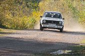 Ford Escort RS Rally Car