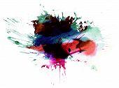 Multicolor Stain5