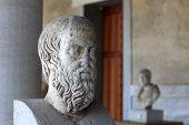 Sculpture Of Herodotus