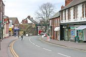 Shops In Frodsham Village Cheshire
