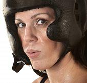 Female Hispanic Fighter