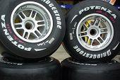 Formula 1 Tyres