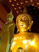 Two Buddha Images