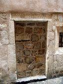 Old, Medieval Dubrovnik's Baby Hatch, The Balkans
