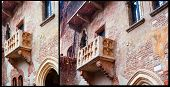 Casa Di Giulietta, Verona, Itali