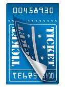 Blue Ticket To Be Torn