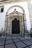 St. Julian's kerk in Setubal, Portugal