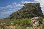 Festung Angelokastro auf Korfu, Griechenland