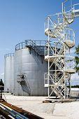 Industrial Storage Tanks