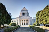 stock photo of house representatives  - The National Diet House of Japan - JPG