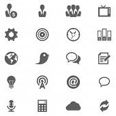 Nube Icon set