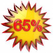 Star Off Sixty Five Percent