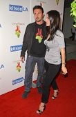 Courteney Cox and David Arquette at the OmniPeace Benefit To Stop Extreme Poverty in Sub-Saharan Afr