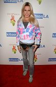 Alexis Arquette at the OmniPeace Benefit To Stop Extreme Poverty in Sub-Saharan Africa. Kitson Men,