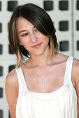 Zelda Williams at the Los Angeles premiere of