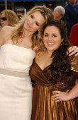 Michelle Pfeiffer and Nikki Blonsky at the Los Angeles premiere of