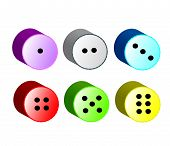 Set colors buttons