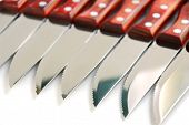Steak Knives Row