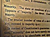 Dictionary Minority