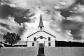 Old Church in Bagdad Arizona