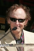 Robby Krieger at the Ceremony Honoring the Band