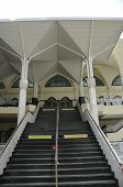 As Syakirin Mosque Side Entrance