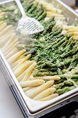 Prepared Asparagus
