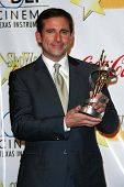Steve Carell at the ShoWest 2007 Awards Ceremony. Paris Hotel, Las Vegas, NV. 03-15-07