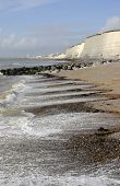 Beach At Rottingdean. Sussex. England