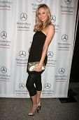 Stacy Keibler at day one of the 2007 Mercedes-Benz Fashion Week Fall Collection. Smashbox Studios, Culver City, CA. 03-18-07