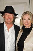 Micky Dolenz and wife Donna at the Los Angeles Screening of