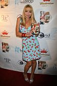 Lorielle New at the DVD Release Party for