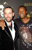 Laurent Planeix and Roger Cross at the Los Angeles Runway Debut of Marceau. Boulevard3, Hollywood, CA. 03-29-07