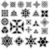24 Celtic Knots