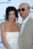 Teri Hatcher and Stephen Kay at the 6th Annual Comedy For A Cure Benefit hosted by the Tuberous Sclerosis Alliance. The Music Box Theatre, Hollywood, CA. 04-01-07
