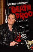 Quentin Tarantino at an in store appearance to pomote the