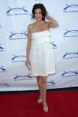 Teri Hatcher at the 6th Annual Comedy For A Cure Benefit hosted by the Tuberous Sclerosis Alliance.