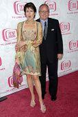 Lucie Arnaz and Desi Arnaz Jr. at the 5th Annual TV Land Awards. Barker Hangar, Santa Monica, CA. 04