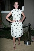 Ione Skye at the Oscar De La Renta Boutique Opening Benefiting EIF Women's Cancer Research Fund. Sak